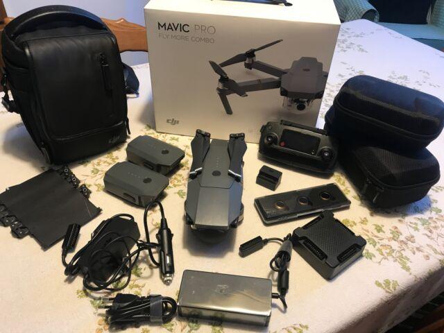 DJI Mavic Pro combo + Filtri PolarPro (In garanzia)