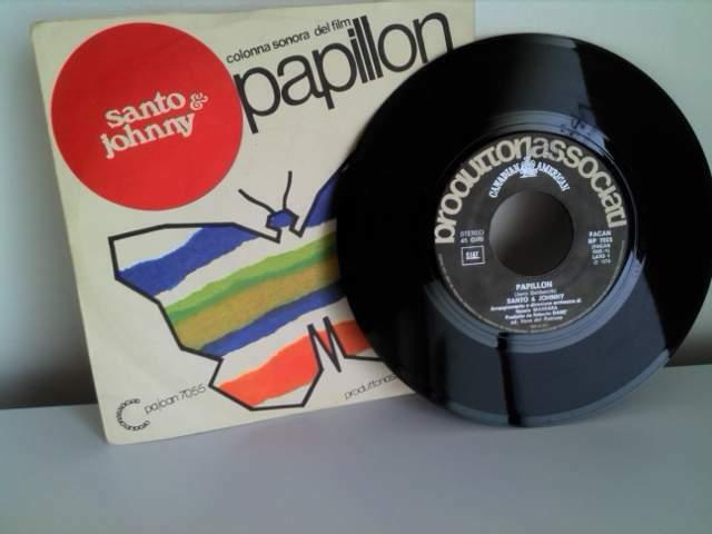 Papillon 45 Giri