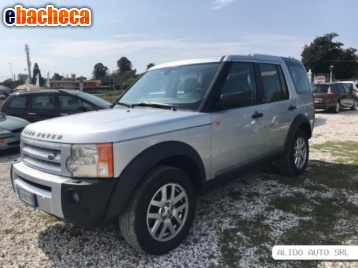 Land Rover Discovery 3…