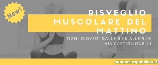 28 Nov | Prova gratuita: Risveglio Muscolare Mattutino