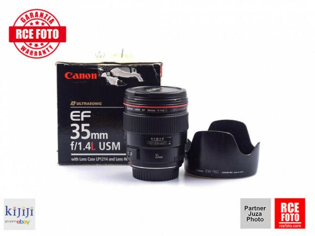 Canon EF 35 F1.4 L USM (Canon)