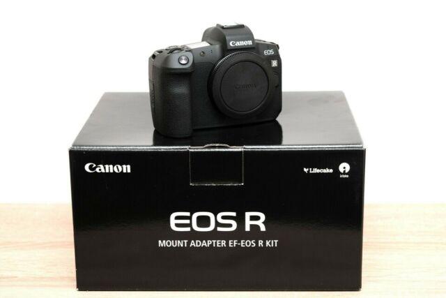 Canon EOS R Full Frame Mirrorless