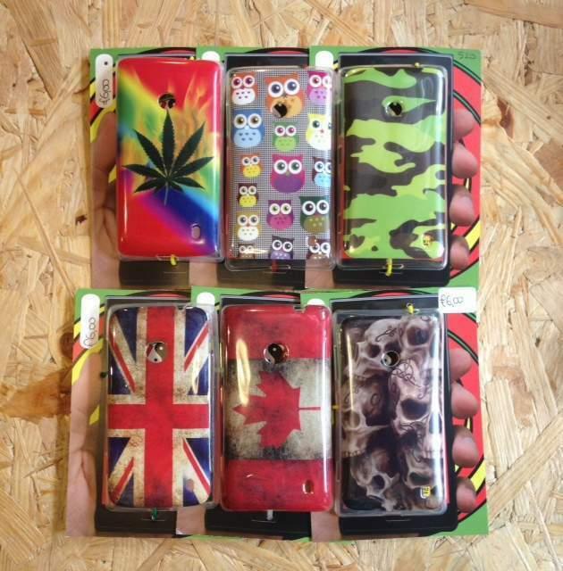 Cover Nokia Lumia 520
