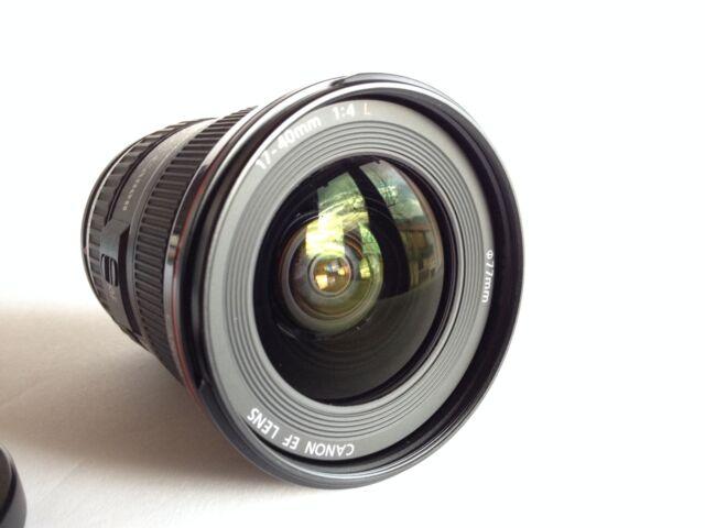 Obiettivi Canon EF
