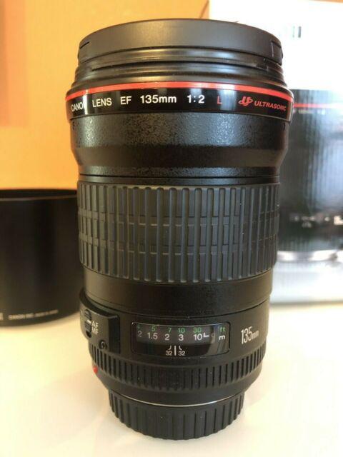 Obiettivo Canon Canon EF 135 mm F/2.0 L USM