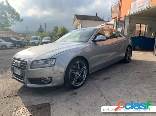 AUDI A5 1ª serie diesel in vendita a Potenza (Potenza)