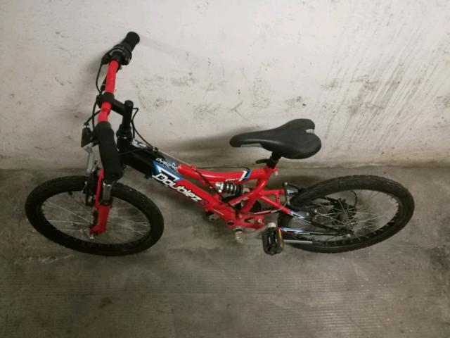Bicicletta da bambino, mod Mountain Bike