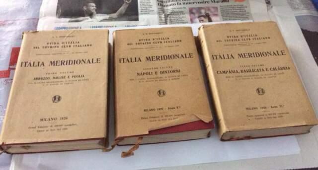 Guida del TCI. Italia Meridionale. (3 Vol)
