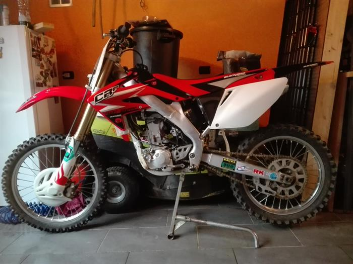 HONDA CRF 250 - VAL DELLA TORRE (TO)