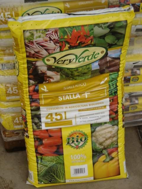 Stallatico 45L € 3,00