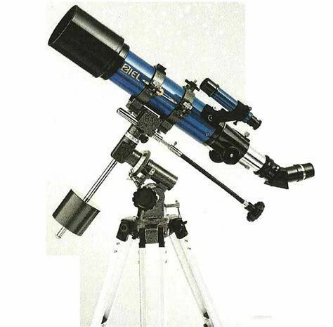 Telescopio ziel con treppiede come nuovo