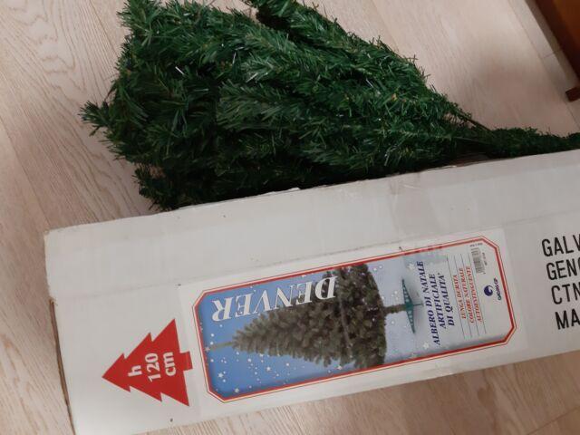 Albero di Natale finto 120 cm