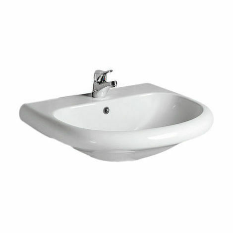 Lavabo Ideal Standard 65cm con colonna