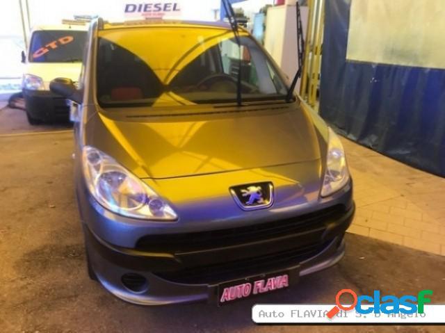 PEUGEOT 1007 diesel in vendita a Napoli (Napoli)