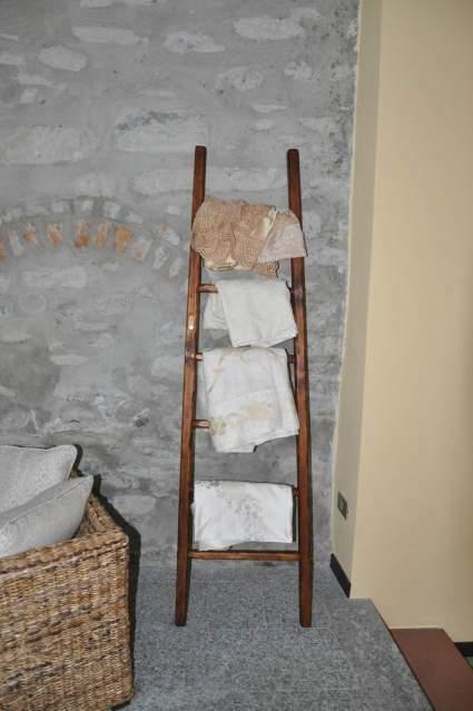 Scale a pioli in legno artigianali