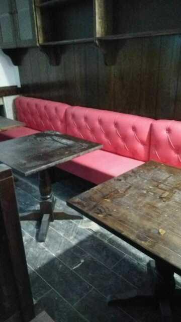 Sedie e basi in ferro ghisa o legno i e sgabelli da pub
