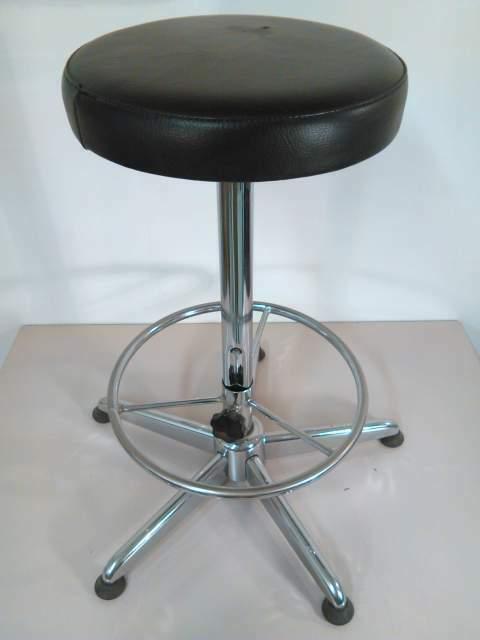 Sgabello Industriale - Vintage 70