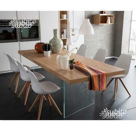 Tavolo moderno arredamenti cortese