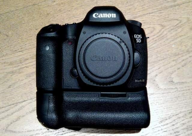 Canon 5D Mark III solo  scatti
