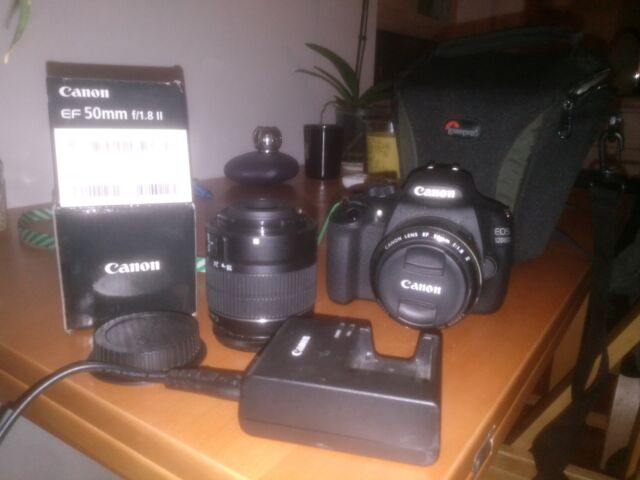 Canon eos d+2