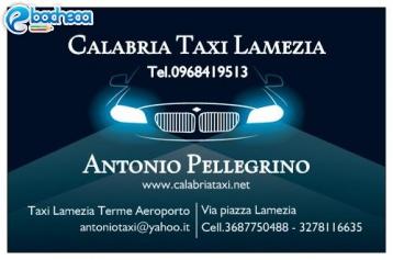 Taxi Calabria Lamezia