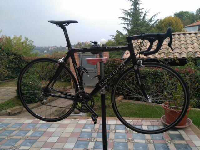"""Bici da corsa DACCORDI """"Ercole"""" in carbonio"""