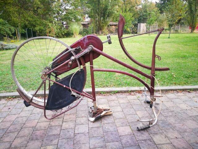 Bicicletta Donna Suprema Holland