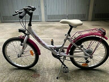 "Bicicletta bambina ruote da 20"""