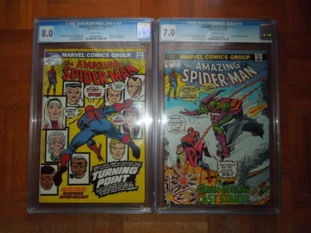 Amazing Spider Man #) CGC