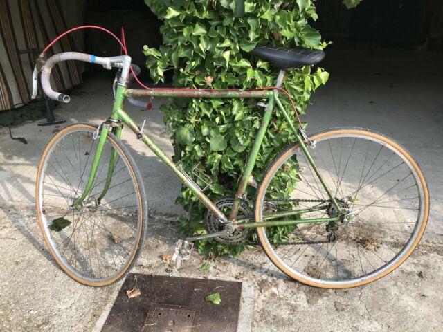Bici da corsa Ghisallo anni 60 originale componenti
