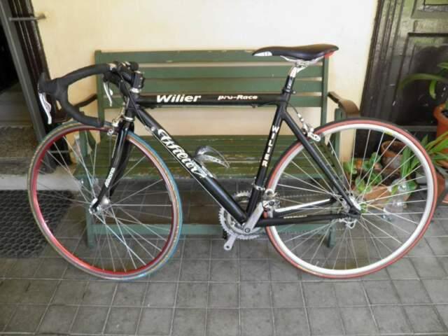 Bici da corsa Vintage Wilier Triestina