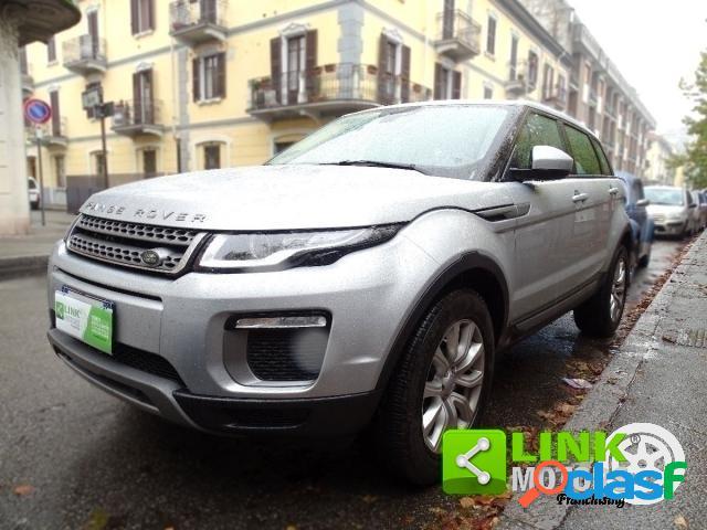LAND ROVER Range Rover Evoque diesel in vendita a Novara