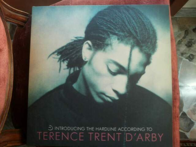 Terence TRENT D'ARBY lp introducing.. 1a Stampa87 come NUOVO
