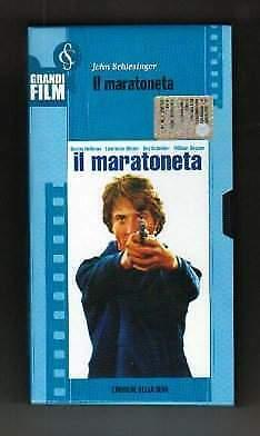 VHS-IL MARATONETA Dustin Hoffman Originale
