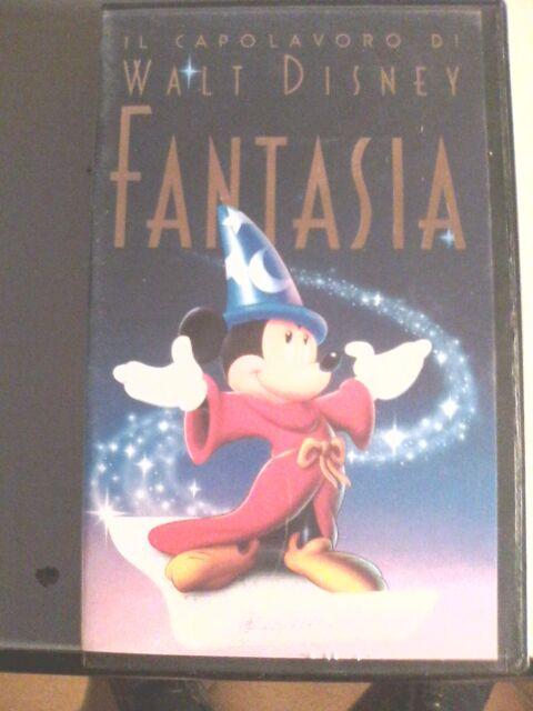 Cartoni animati Walt Disney originali in videocassetta VHS