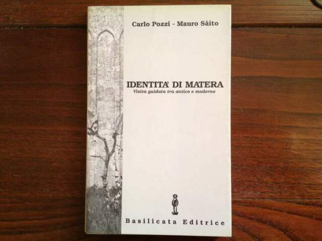 Pozzi e Sàito - Identità di Matera