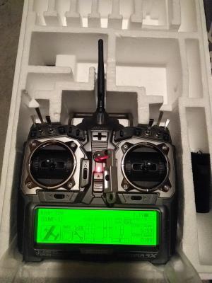 Radiocomando Hitec Aurora 9X