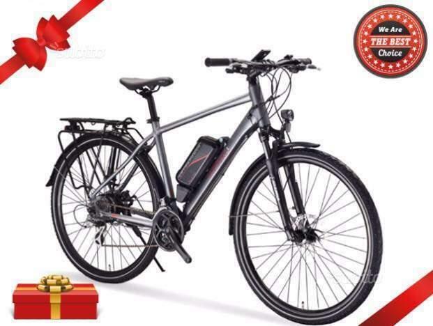 Bici Elettrica Trek 250w Black