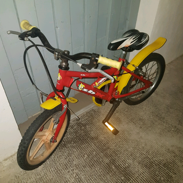 Bici MTB Cross Bambino