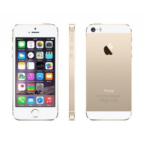 IPHONE 5S 32GB GOLD PARI AL NUOVO