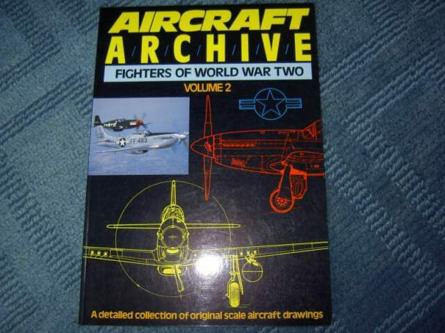 Libro aircraft archive fighters of the world war ii