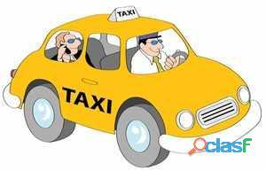 Licenza Taxi città di Piossasco