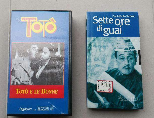 2 Film di Totó in WHS