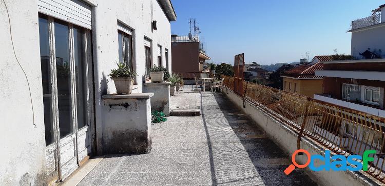 Attico Madonna del Riposo Mq. 145+140 terrazzo