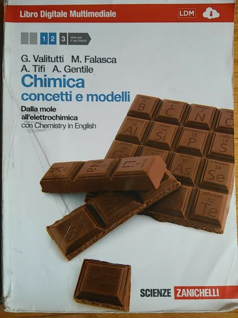 Chimica Isbn