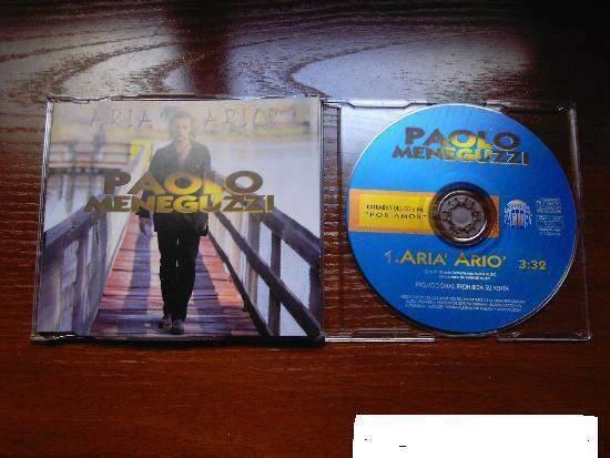 Paolo meneguzzi cds promo in spagnolo