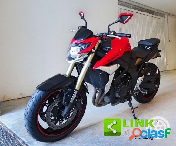 Suzuki GSR 750 benzina in vendita a Ascoli Piceno (Ascoli