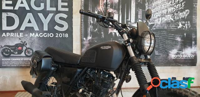 Brixton Motorcycles BX 125 benzina in vendita a Bari (Bari)