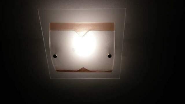 Lampada living + lampada a muro la murrina