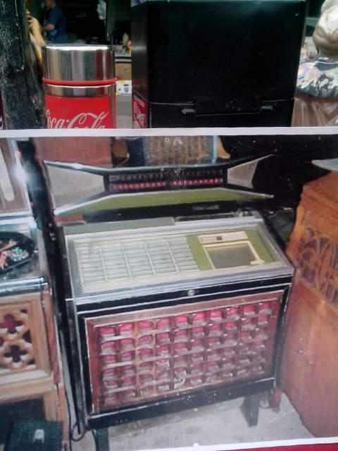 Riparazioni flipper juke box